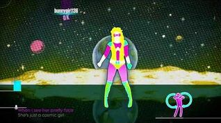 Cosmic Girl - Just Dance 2017