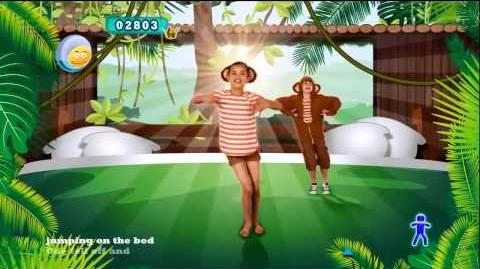 Five Little Monkeys - Just Dance Kids 2