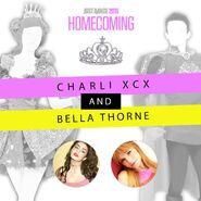 Homecoming promo loveisall
