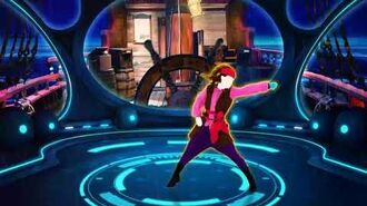 Just Dance Machine - Pirate (No GUI)