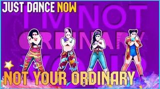 Just Dance Now - Not Your Ordinary 5 stars