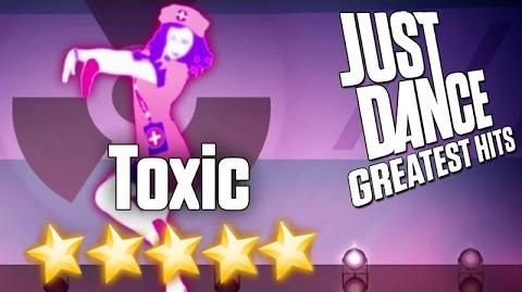 Toxic - Just Dance Greatest Hits (Xbox 360 graphics)