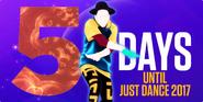JD2017 5daysleft