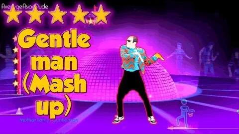 Just Dance 2014 - Gentleman (Dance Mash-Up) - Alternative Mode Choreography - 5* Stars