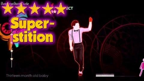 Just Dance 4 - Superstition - 5* Stars-1