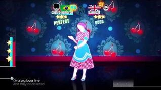 Mashed Potato Time - Just Dance 2016