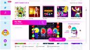 Pacman jd2019 menu
