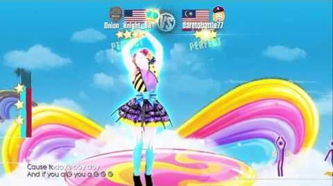 Starships (WVC Mode) - Nicki Minaj - Just Dance 2016