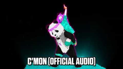 C'mon (Official Audio) - Just Dance Music