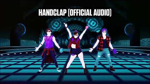 HandClap (Official Audio) - Just Dance Music