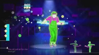 Step by Step - Just Dance 2016
