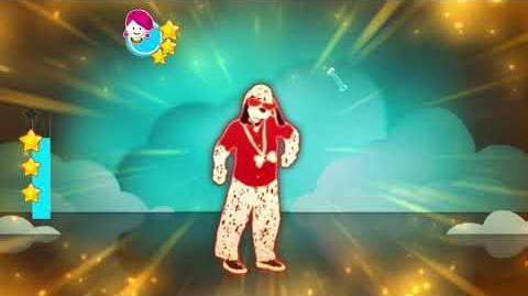 Who Let The Dogs Out? - Just Dance 2018 (Kids Mode)