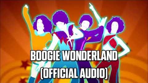 Boogie Wonderland (Official Audio) - Just Dance Music