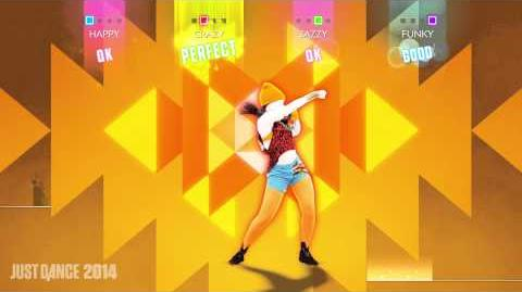 Can't Get Enough - Just Dance 2014 Gameplay Teaser (UK)