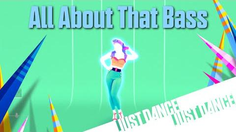 Just Dance 2016 - All About That Bass