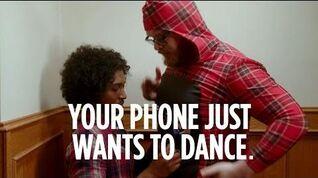 Your Phone Just Wants to Dance - Bathroom Break - Just Dance 2016
