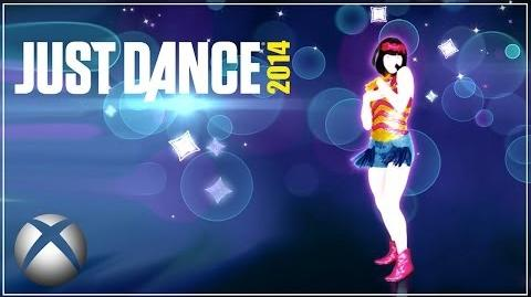 Just Dance 2014 - Waking Up In Vegas - 5✩ XBOX ONE
