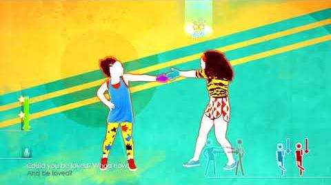Just Dance 2014 Could You Be Loved Normal Version 5 stars Xbox One