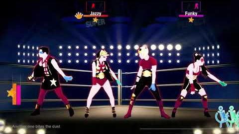 Just Dance 2019 Another One Bites The Dust 2 players 4 stars Xbox One Kinect