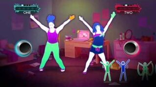 Just Dance 3 Jump (for My Love) - Girls Aloud