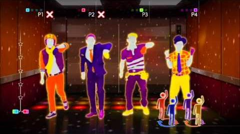 Just Dance 4 You're the First, the Last, My Everything - Barry White