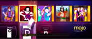 Maneater On the just Dance 4 Menu (Xbox 360 Version)