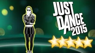 5☆ stars - Built For This - Just Dance 2015 - Party Master Mode - Wii U