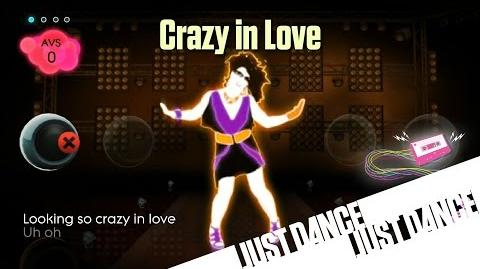 Crazy in Love - Just Dance 2