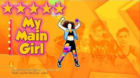 Just Dance 2014 - My Main Girl - 5* Stars (DLC)