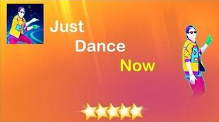 Just Dance Now - All You Gotta Do (Is Just Dance) 5 stars