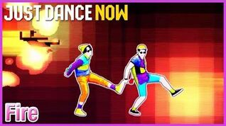 Just Dance Now - Fire 5 stars