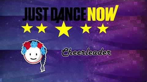 Just Dance Now Cheerleader 5* Stars ( new update)