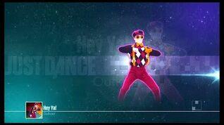 Just Dance Unlimited - Hey Ya! - 5 Stars Score 12000