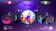 Lollipop jd3 menu wii