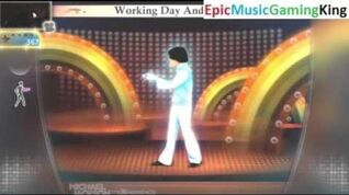 """Michael Jackson The Experience Gameplay - """"Working Day And Night"""" - High Score Of 453 Points"""