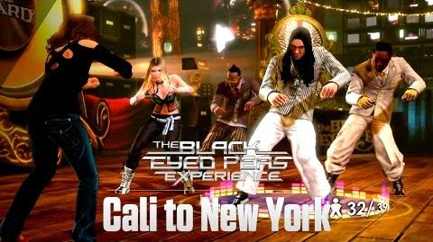 The Black Eyed Peas Experience - Cali to New York
