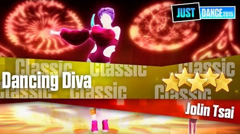 Dancing Diva - Jolin Tsai 舞力全开 2015-0