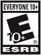 Esrb E10+ RatingsIcon