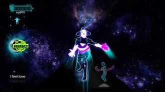 Just Dance 3 I Feel Love, Donna Summer (Solo) 5*