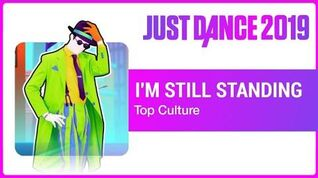 Just Dance 2019 I'm Still Standing