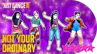 Just Dance 2019 Not Your Ordinary - 5 stars
