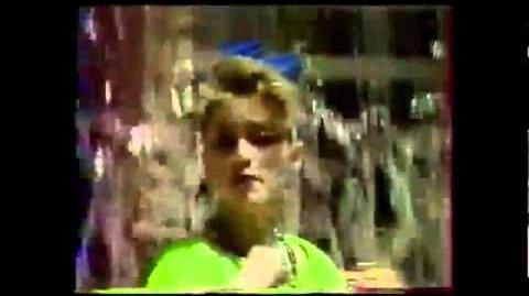 Madonna Holiday (Official ) 1983.