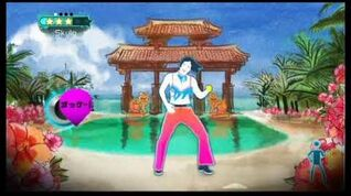 Ride On Time - Just Dance Wii 2