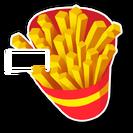 Fries skin