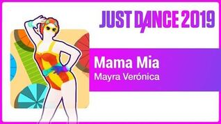 Just Dance 2019 Mama Mia