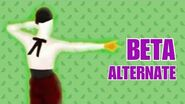 Just Dance Beta Alternate