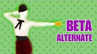 Just Dance Beta Alternate
