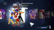 Just dance 4 beta menu