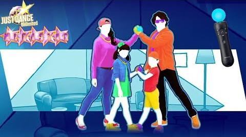 Watch Me Whip Nae Nae (Family Battle Version) - Just Dance 2018