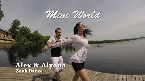 Танец Зук - Mini World - Alex & Alyona